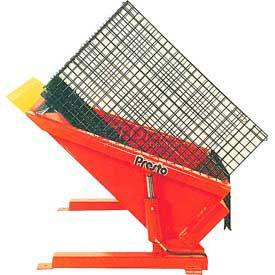 PrestoLifts™ Floor Level Powered Tilt Table TZ44-20F Foot Control 2000 Lb.