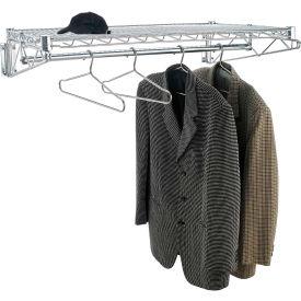 Wall Coat Rack With 12 Hangers
