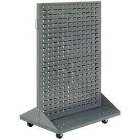 "Mobile Double-Sided Rack without Bins 36"" x 54"""