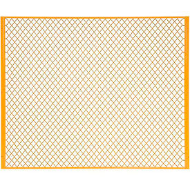 6' W Machinery Wire Fence Partition Panel