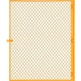 Machinery Wire Fence Partition Hinged Door