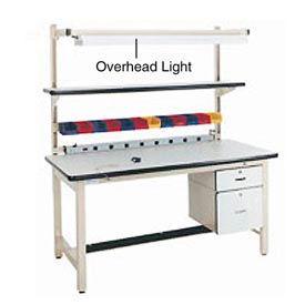 "72"" Overhead Light - Beige"