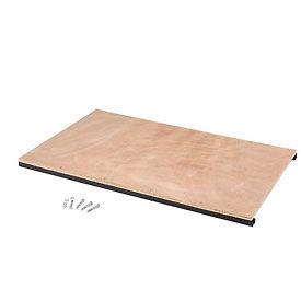 Additional Shelf Kit for 48 x 24 High End Wood Shelf Truck