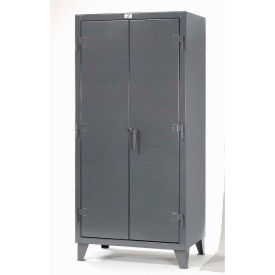 Strong Hold® Heavy Duty Storage Cabinet 56-244-G - 60x24x78