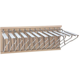 Pivot Wall Mount Blueprint Storage Rack