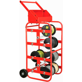 Wire Storage, Wire Caddy, and Spool Rack -Grainger Industrial Supply