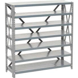 Steel Open Shelving 7 Shelves No Bin - 36x18x39
