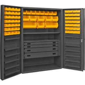 Bins Totes Amp Containers Bins Cabinets Durham Heavy