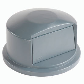 Garbage Can Amp Recycling Plastic Indoor Dome Lid For