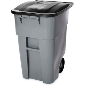 Containers, Rubbermaid Trash Can, Mobile Garbage Cans, Rubbermaid