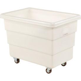 Dandux White Plastic Box Truck 51126008N-3S 8 Bushel Medium Duty