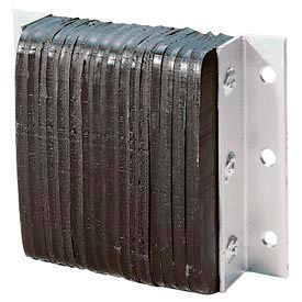 "Durable Heavy Duty Dock Bumper B4524-11 11""W x 4-1/2""D x 24""H"