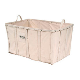 Replacement Liner for Best Value 8 Bushel Canvas Basket Bulk Truck