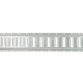 Ancra® 48117-21 5' E-Track Section Galvanized - Sold in Quantities of 2 - Pkg Qty 2