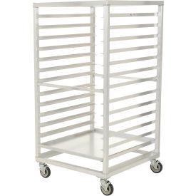 New Age 97214 Aluminum Tray Truck 36 x 33 x 66 with 14 Tray Capacity