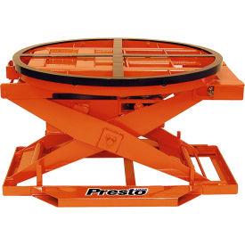 PrestoLifts™ P3-AA Self-Leveling Pallet Carousel Positioner 400-4500 Lb.