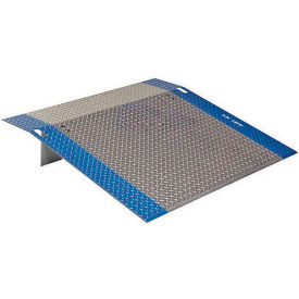 Bluff® A3648 Heavy Duty Aluminum Dock Plate 1764 Lb. Capacity