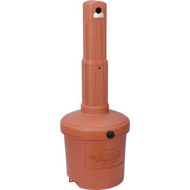 Global Industrial™ Terracotta Outdoor Ashtray - 5 Gallon