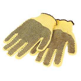 Honeywell Perfect Fit® 100% Kevlar® fiber Medium Weight, PVC Dots, Mens' Size, 1 Pair