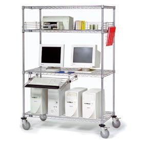 Computer Lan Workstation Mobile