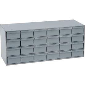 Durham Steel Storage Parts Drawer Cabinet 007-95 - 24 Drawers