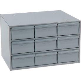 Durham Steel Storage Parts Drawer Cabinet 004-95 - 9 Drawers