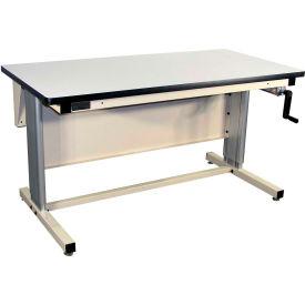 60 X 30 Anti-Static Top Ergo-Line Workbench- Beige
