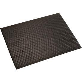 Diamond Plate 1/2 Inch Thick Mat 36x48 Black