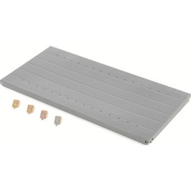 Steel Shelf 48x12 With 4 Clips (18 GA)