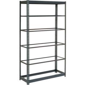 "Heavy Duty Shelving 48""W x 12""D x 84""H With 6 Shelves, No Deck"
