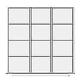 Lyon Modular Drawer Unit Divider Kit NF240L67X  - 12 Compartment