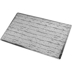Marbleized Top Matting 24 Inch X 36 Inch Gray