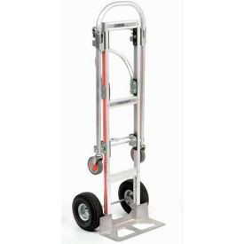 Magliner® Gemini Senior 2-In-1 Convertible Hand Truck Pneu Wheels GMK81UA4