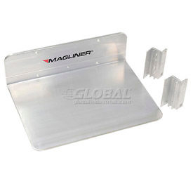 """Extruded Aluminum 16"""" x 12"""" Noseplate 30026 for Magliner® Hand Trucks"""