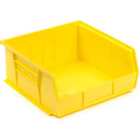 Akro-Mils Yellow Bins Case of 18 for Two-In-One Plastic Stock & Utility ProCarts