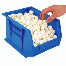 Akro-Mils Blue Bins Case of 12 for Two-In-One Plastic Stock & Utility ProCarts