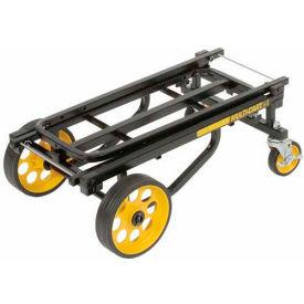 Multi-Cart® R6 Mini 8-In-1 Convertible Hand Truck 500 Lb. Capacity