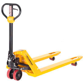 Best Value Pallet Truck, Pallet Jack 5500 lb. Capacity 27 x 48