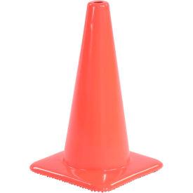 Traffic Cone Non-Reflective, 1850 - Pkg Qty 20