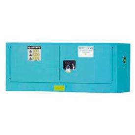Acid Corrosive Piggyback Cabinet Manual 2 Door Vertical Storage