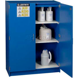 Flammable-OSHA Cabinets | Cabinets-Acid Corrosive | Justrite