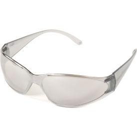 ERB™ 15282 Boas Safety Glasses, Mirror Frame, Silver Mirror Lens