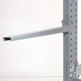 "Cantilever Rack Straight Arm, 24"" L, 2000 Lbs Capacity"