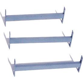 "Cantilever Rack Horizontal Brace Set, 72"" W, For 10', 12', 14' H Uprights"