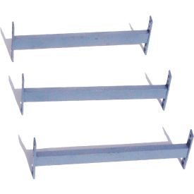 "Cantilever Rack Horizontal Brace Set, 60"" W, For 10', 12', 14' H Uprights"