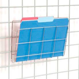 Chrome Wire Document Holder