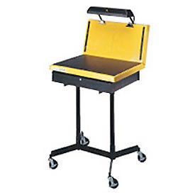 Hubbell A2700D Deluxe Double Leg Inspection Stand