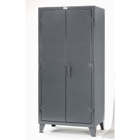 Strong Hold® Heavy Duty Storage Cabinet 46-244-G - 48x24x78