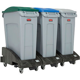 Garbage Can Amp Recycling Recycling Rubbermaid Slim Jim
