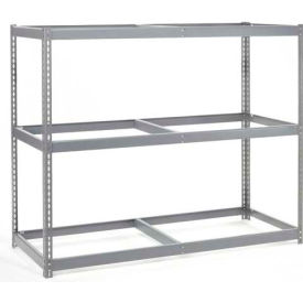 """Additional Level For Wide Span Rack 60""""W x 24""""D No Deck 1200 Lb Capacity"""